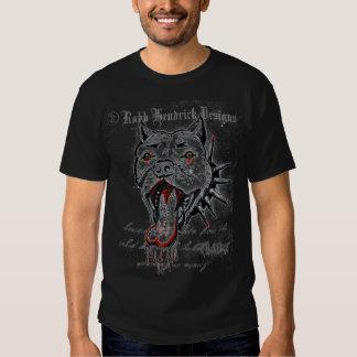 Robb Hendrick Designs, beware of... T-shirt