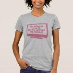 Robbed My TV Women's Petite T-Shirt