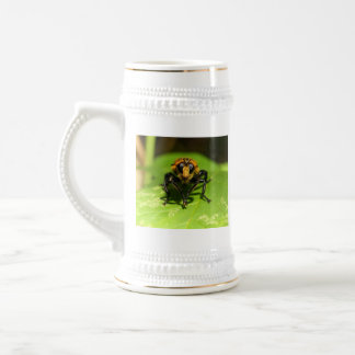 Robber Fly Beer Stein