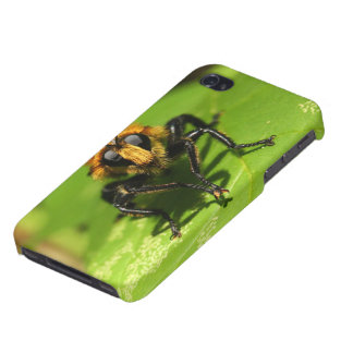 Robber Fly Case For iPhone 4