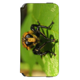 Robber Fly iPhone 6/6s Wallet Case