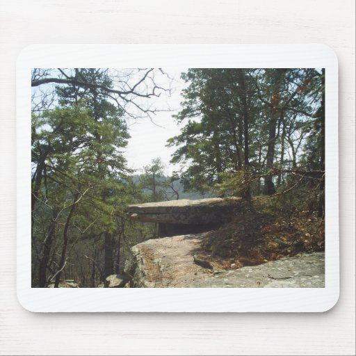 robbers cave mouse pad