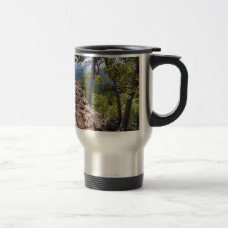 Robber's Cave State Park Travel Mug