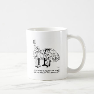 Robbery Cartoon 4881 Coffee Mug
