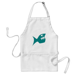 Robbery fish predator fish aprons