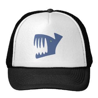 Robbery fish predator fish hat