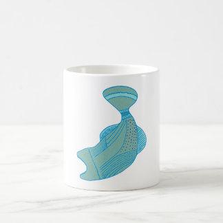 Robbery fish predator fish coffee mugs