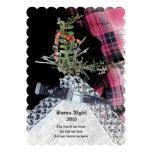 "Robbie Burns Casual dinner invitation 5"" X 7"" Invitation Card"