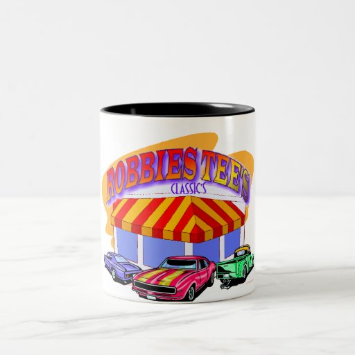 Robbies Tees Classics Mug