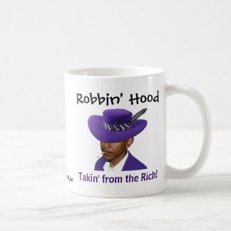 Robbin' Hood - Obama Coffee Mug