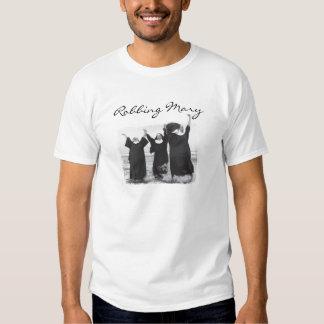 Robbing Mary :: jumping nuns T-Shirt