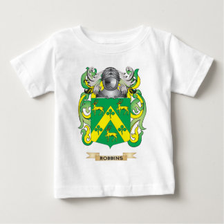 Robbins Coat of Arms (Family Crest) Baby T-Shirt