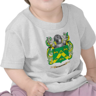 Robbins Coat of Arms (Family Crest) Tees