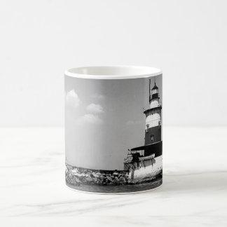 Robbins Reef Lighthouse Coffee Mug