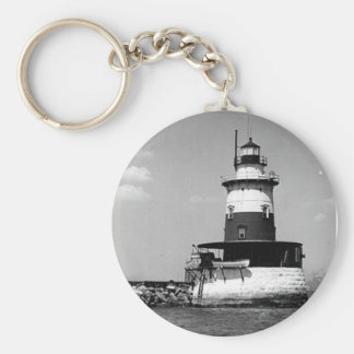Robbins Reef Lighthouse Keychains
