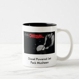 Robby Diesel Coffee Mug