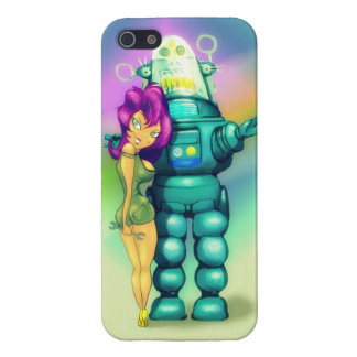 Robby's Girl iPhone 5/5S Case