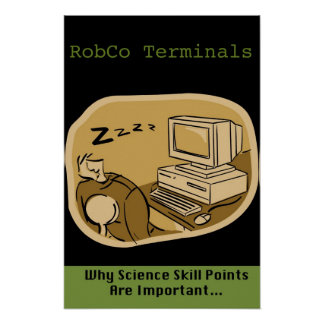 RobCo Terminals Posters