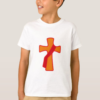 Robed Cross T-Shirt