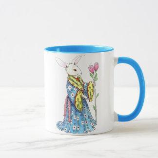 Robed Hare Mug