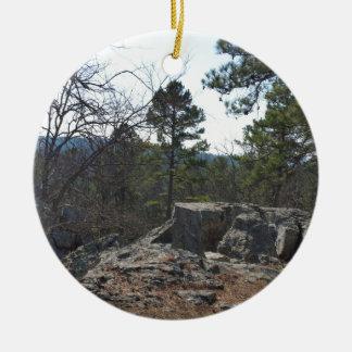 Robers Cave State Park Ceramic Ornament