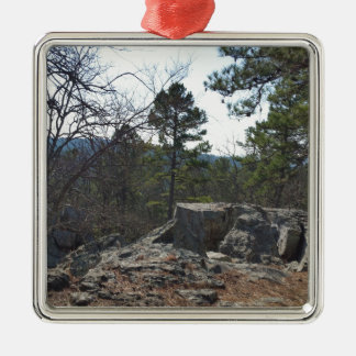 Robers Cave State Park Metal Ornament