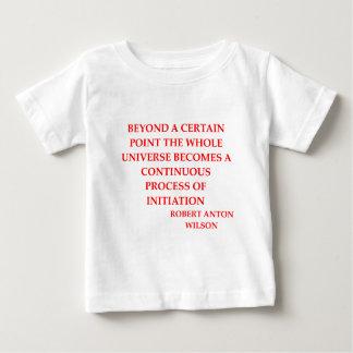 robert anton wilson quote baby T-Shirt