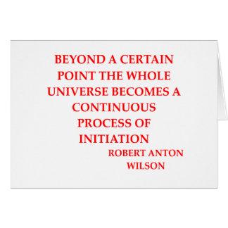 robert anton wilson quote cards