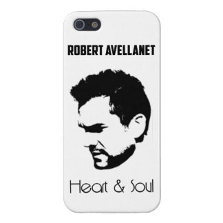 Robert Avellanet, Heart & Soul - iPhone 5 Cover