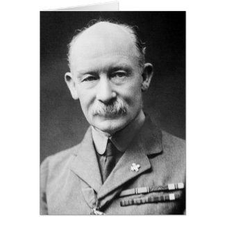 Robert Baden-Powell Card