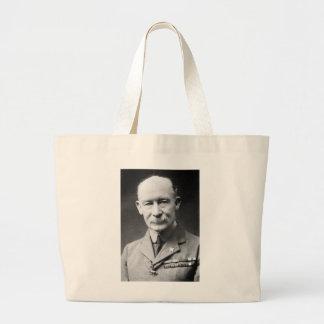 Robert Baden-Powell Large Tote Bag