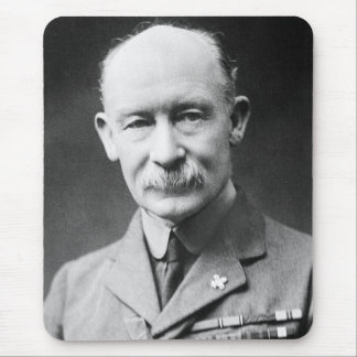 Robert Baden-Powell Mouse Pad