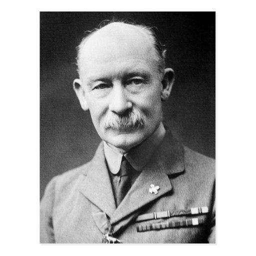 Robert Baden-Powell Postcard