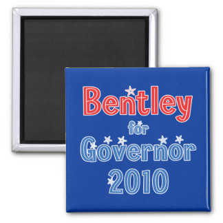 Robert Bentley for Governor 2010 Star Design Fridge Magnets