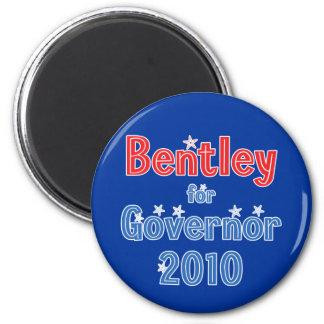 Robert Bentley for Governor 2010 Star Design Refrigerator Magnet