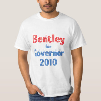 Robert Bentley for Governor 2010 Star Design T-Shirt