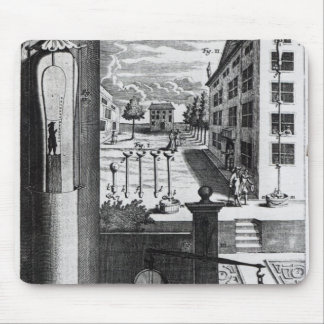 Robert Boyle's designs and ideas Mouse Pad