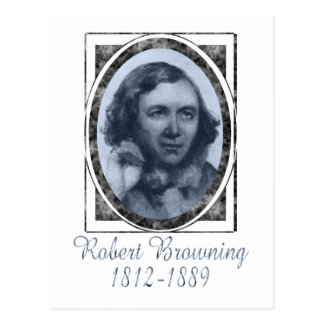 Robert Browning Post Cards