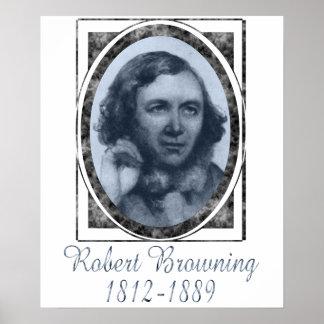 Robert Browning Poster