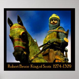 robert bruce king of scots poster