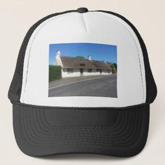 Robert Burns Cottage, Alloway, Ayrshire, Scotland Trucker Hat