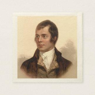 Robert Burns Scottish Dream Napkins
