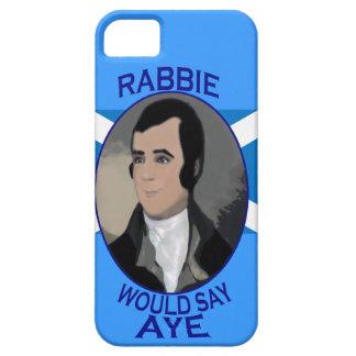 Robert Burns Scottish Independence iPhone Case