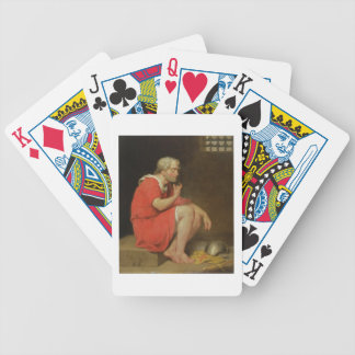 Robert (c.1054-1134) Duke of Normandy in Prison, 1 Bicycle Playing Cards
