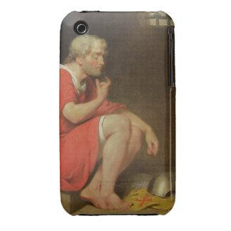 Robert (c.1054-1134) Duke of Normandy in Prison, 1 Case-Mate iPhone 3 Case