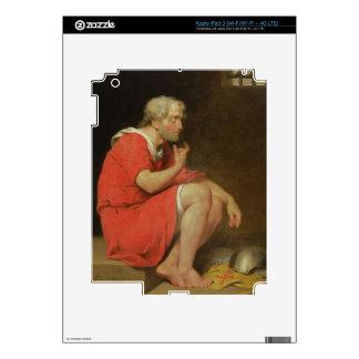 Robert (c.1054-1134) Duke of Normandy in Prison, 1 iPad 3 Decals