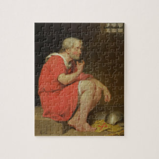 Robert (c.1054-1134) Duke of Normandy in Prison, 1 Jigsaw Puzzle