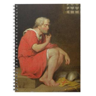 Robert (c.1054-1134) Duke of Normandy in Prison, 1 Notebook