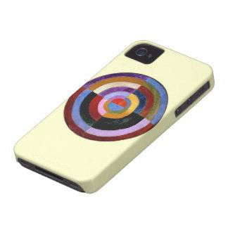 Robert Delaunay abstract art iPhone 4 Case