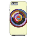 Robert Delaunay abstract art iPhone 6 Case